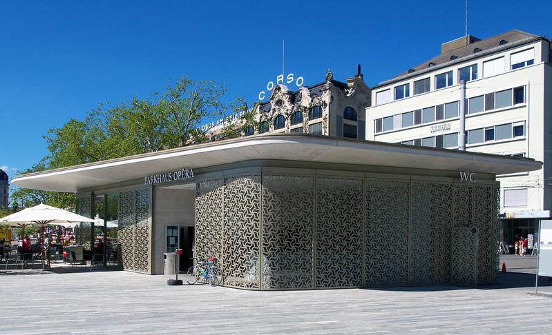 Parkhaus Opéra