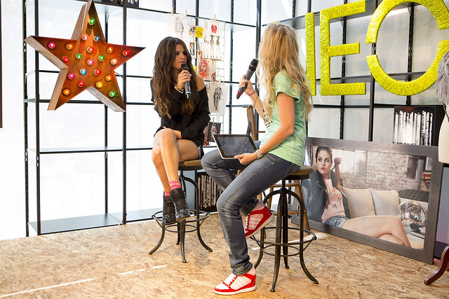 Selena Gomez launches her first guest designed collection for adidas NEO Label