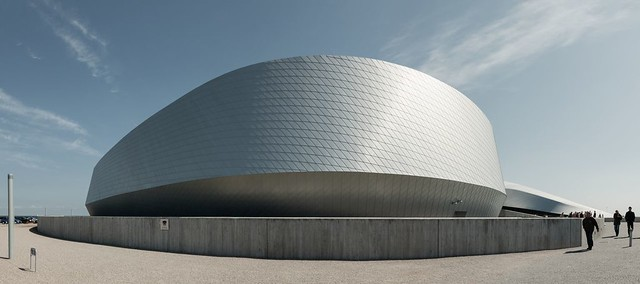 3XN.  Blue planet aquarium #1