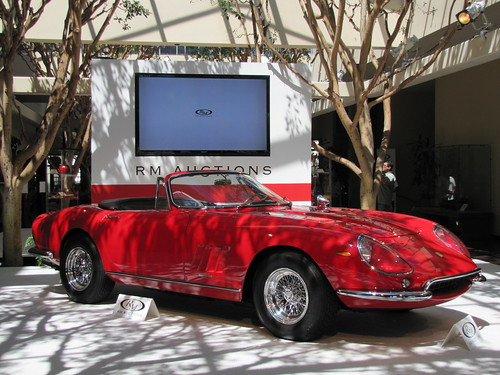 1967 Ferrari 275 at the RM Auction
