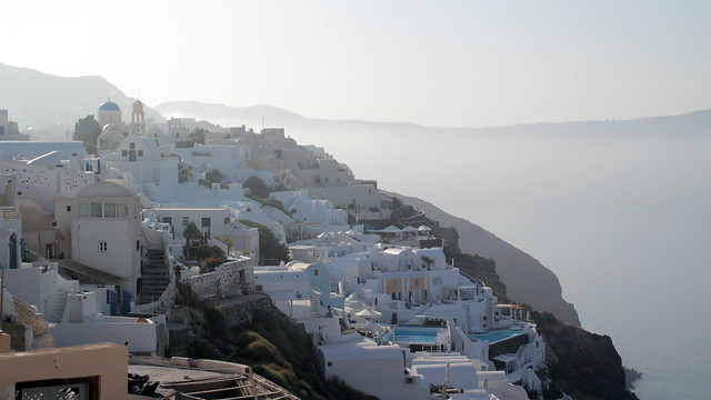 The village of Oia