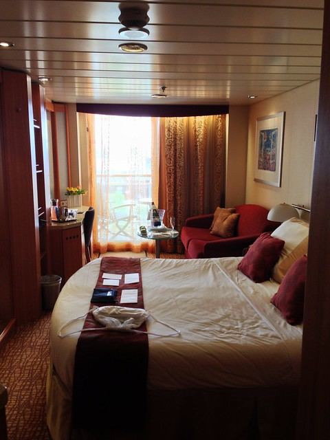 AQ Rooms on Summit Deck 9... noisy?? - Celebrity Cruises ...