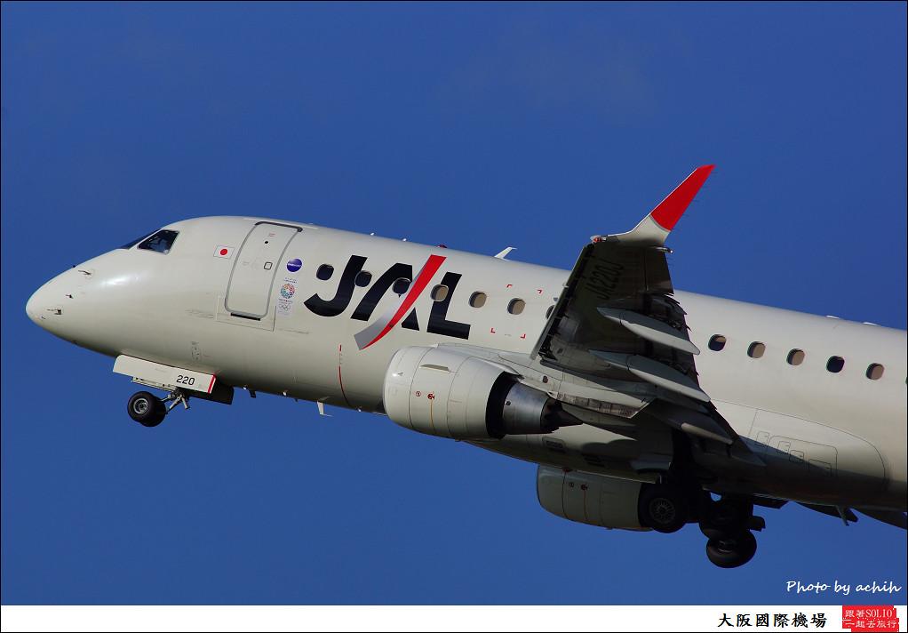 Japan Airlines - JAL (J-Air) JA220J-002