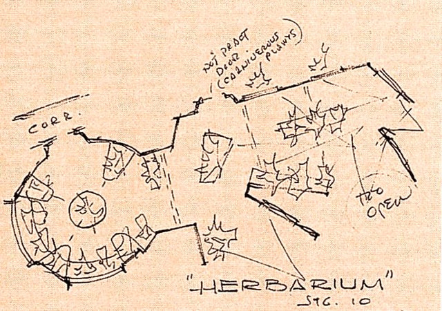 Herbarium Plan View