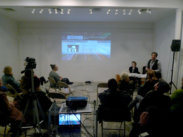RU TALK: Contemporary Art and Art Education: An Evening with Art21 Films and a Dialogue About Contemporary Art Education