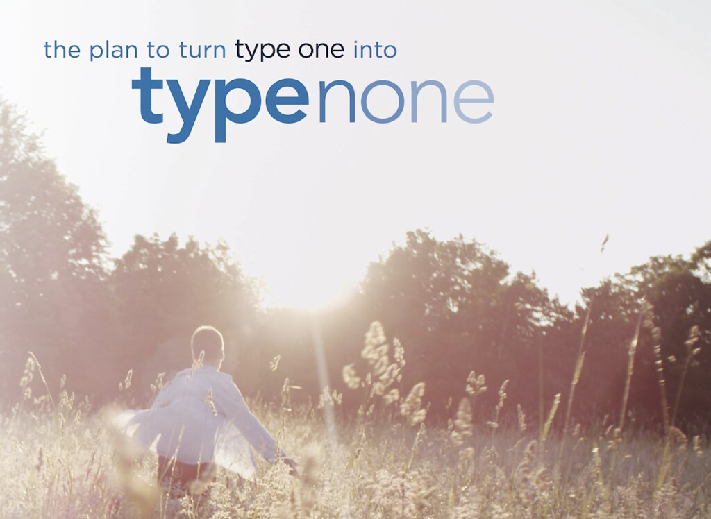 Type One to Type None - Magazine cover