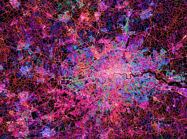 Edits to OpenStreetMap