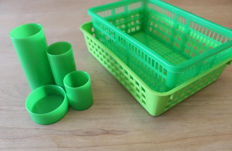 Groene spulletjes