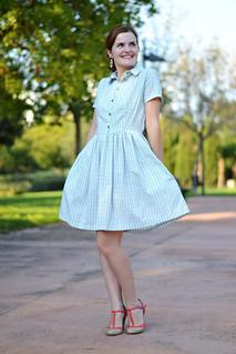 Camí dress 2