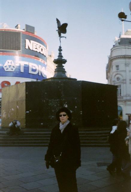 London Sylvester 2000/2001