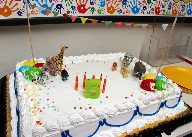 Easy Idea for a Wild Animal Party