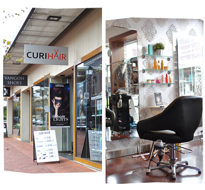 Korean Hair Salon in Perth: Curi Hair