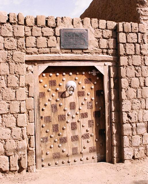 Timbuktu - Casa de René Caillé