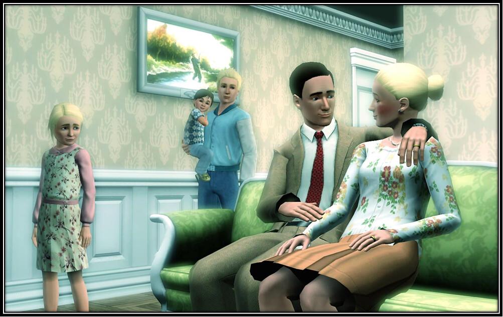 De Sims 3 Midnight Hollow