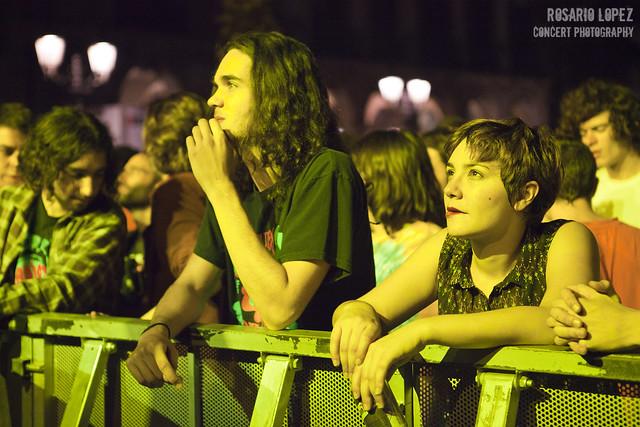 Guerrera en el BAM Festival
