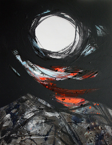 Iceland paintings white moon best