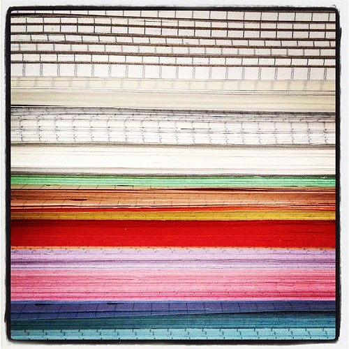 #fflovephotoaday - Day 8: Paper.
