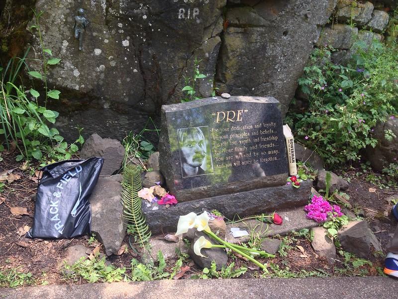Pre Rock - Nơi Prefontaine đã qua đời vì tai nạn xe
