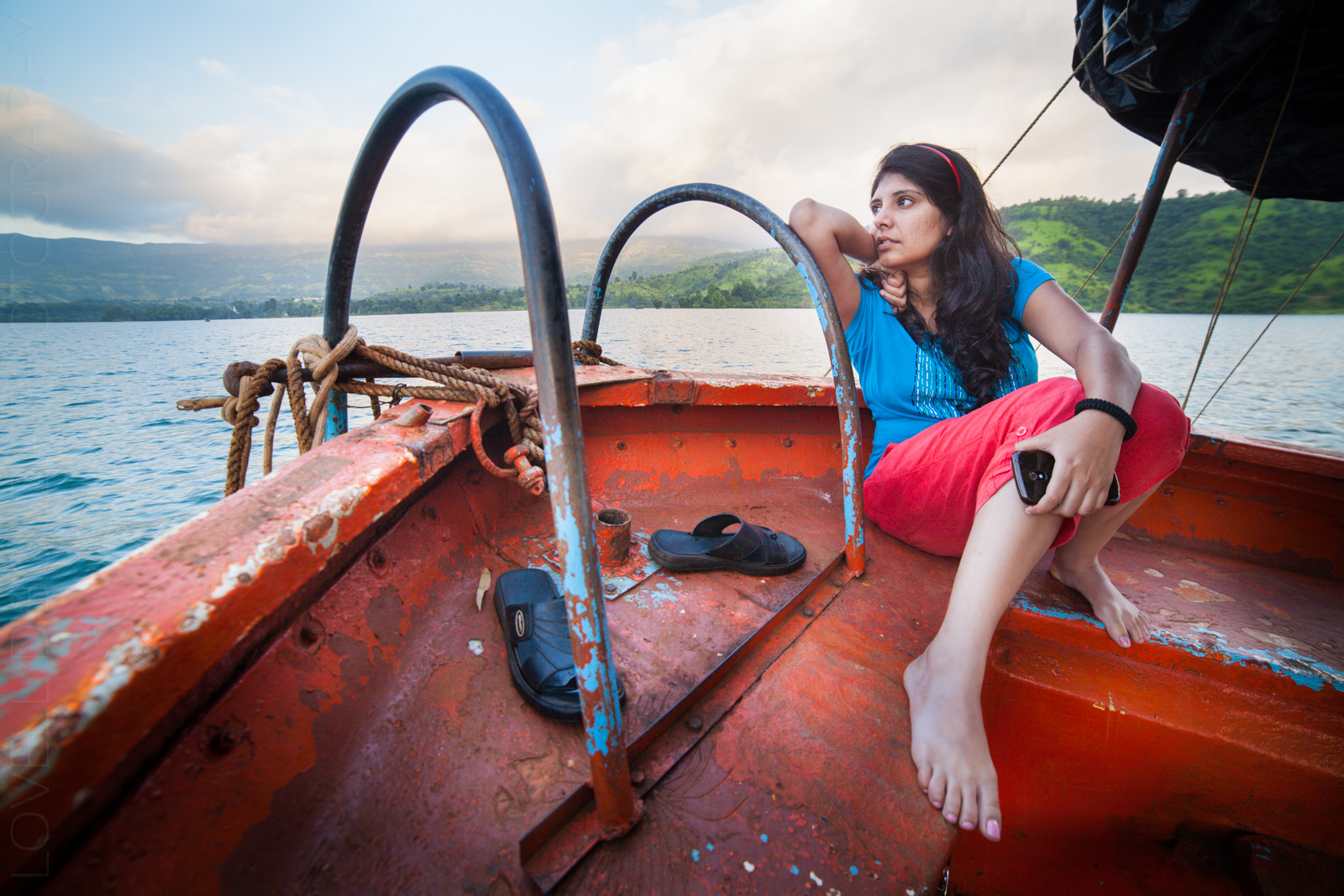 Priya Ramachandran at Bamnoli