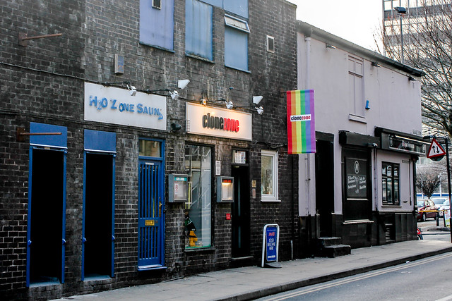Gay Village de Machester