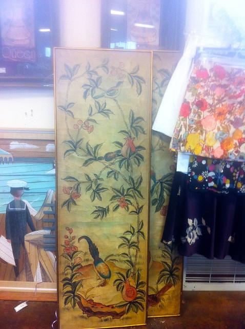 thrift store panels