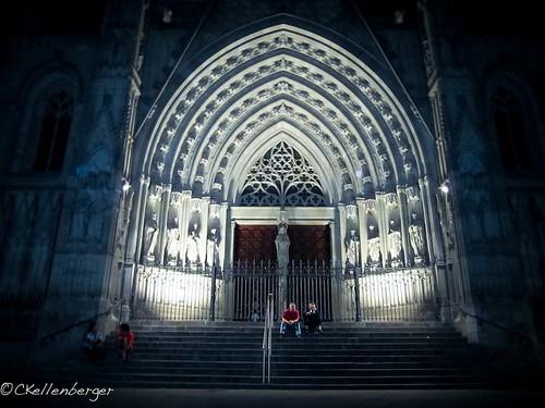 Gaudi Cathedral, Barcelona-3640