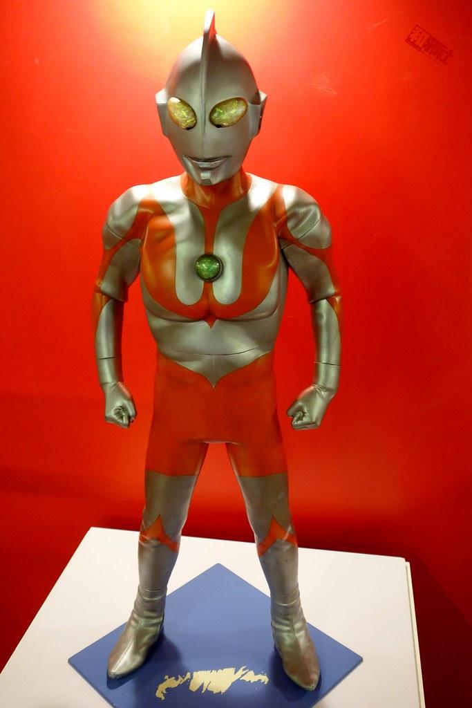海洋堂 海洋堂手办艺术展 1933 EVA 北斗神拳