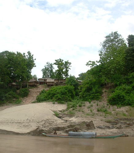 Luang Prabang-Pakbeng-Bateau (62)