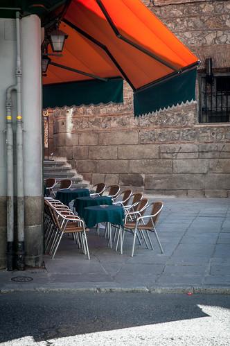 outdoor Madrid