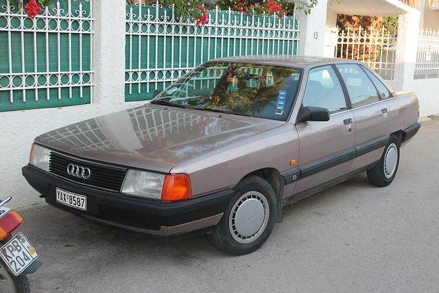 Mint Audi 100 (1982-91)
