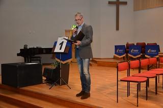 Brassbandfestivalen 2012 - Programpresentatör Jan Hultegård