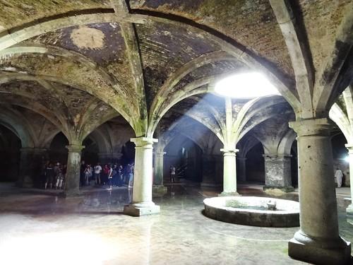 الجديدة - مددينة برتغالية القديمة : المسقاة البرتغالي