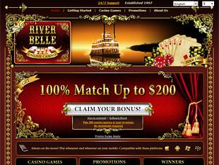 River Belle Casino Home