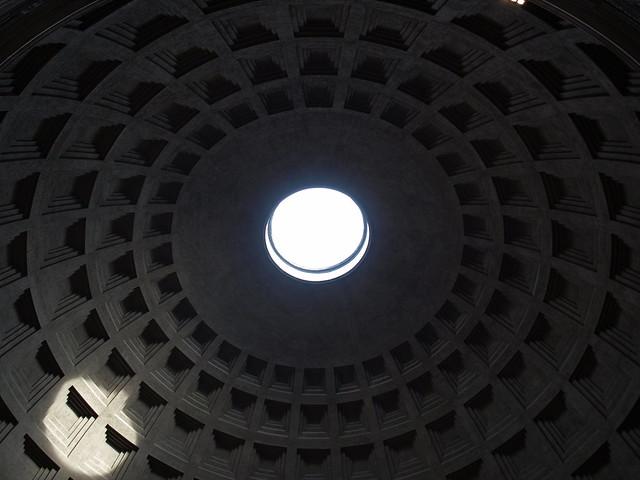 Oculus of the Pantheon