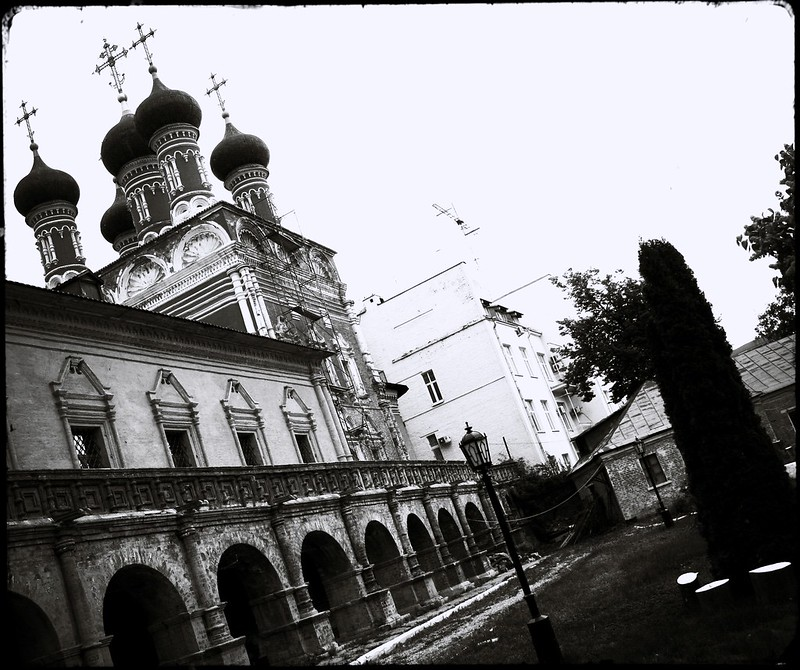 Сергиевский храм (Church of St. Sergius of Radonezh)