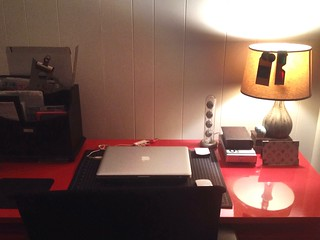 Home Office 2013 #WorkstationTradeIn #eScholasticFTLife #HomeDeskLookingSadTHO