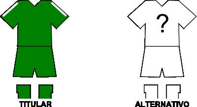 Uniforme Club Atlético El Trebol