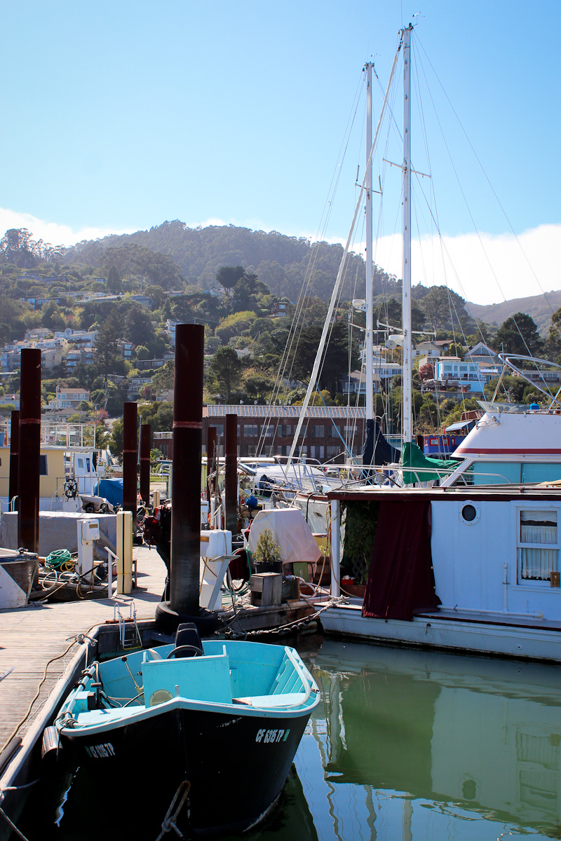 Sausalito - Visiter Galilee Harbor Community