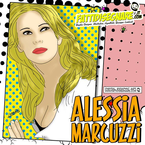 Alessi Marcuzzi PoP ArT by Giuseppe Lombardi