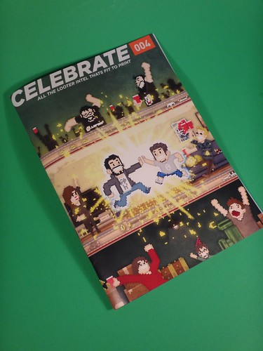 Loot Crate Nov 13 Magazine
