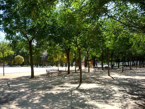 Cordoba Barrio Levante Sadtpark