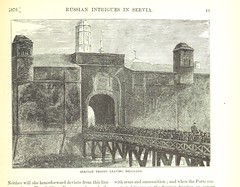 """British Library digitised image from page 73 of """"Cassell's Illustrated History of the Russo-Turkish War, etc"""""""