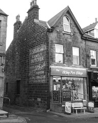 J. Shearsmith, George Ingle - Ghost Sign, Ilkley