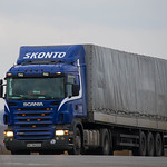Scania R380 CR19 / Skonto (UA)