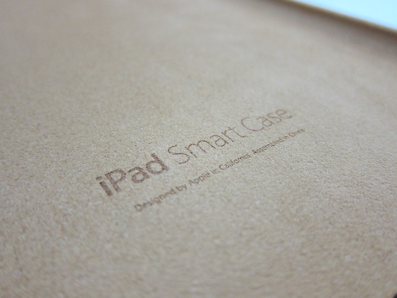Apple iPad Air Smart Case - Printing