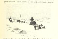 """British Library digitised image from page 377 of """"In Nacht und Eis. Die norwegische Polarexpedition 1893-1896 ... Mit einem Beitrag von Kapitän Sverdrup, etc. (Supplement. Wir Framleute. Von Bernhard Nordahl. Nansen und ich auf 86° 14′. Von Hjalmar Johans"""
