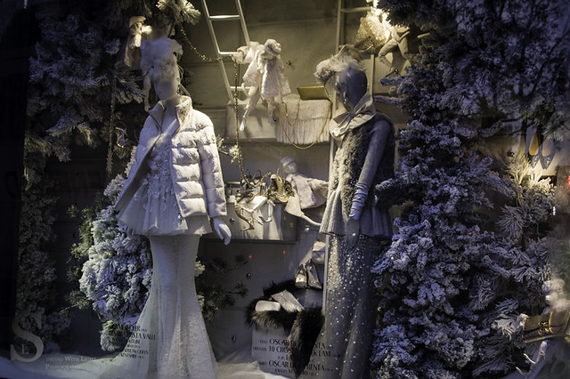 Bergdorf Goodman  Windows 2013 606