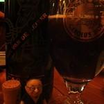 ベルギービール大好き!!グーデンカロルス キュヴェ ヴァン ド ケイゼル ブルー Gouden Carolus Cuvee van de Keizer Blauw @ビスカフェ