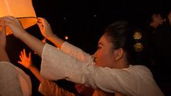 2013-11-16 Thailand Day 09, Yi Peng Khom Loi Festival 2013, Maejo University, Chiang Mai