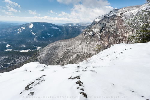 winter snow mountains cold rock landscape outdoors nc scenic northcarolina bluesky appalachian blueridgemountains appalachianmountains wnc westernnorthcarolina whitesidemountain sheercliff southernappalachian bluerideescarpment